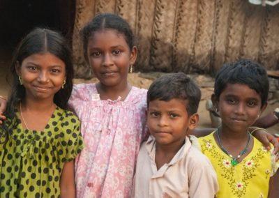 Huiswerkklassen – Green India Trust
