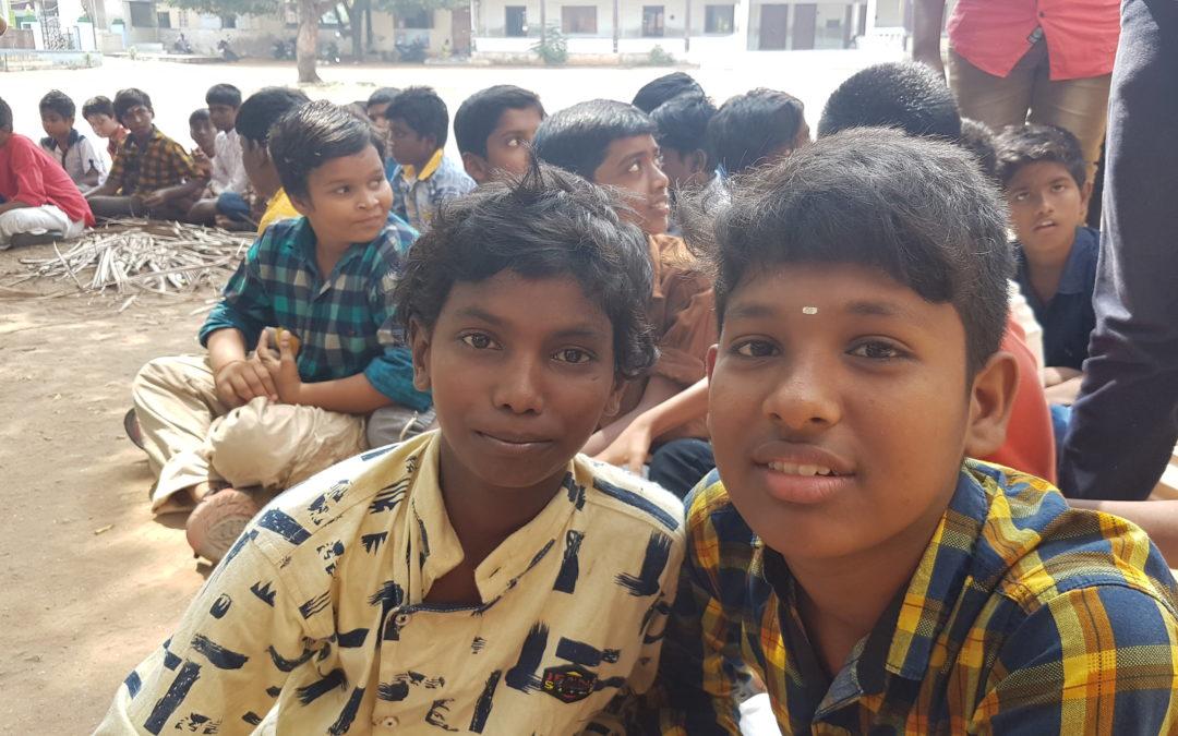 Project ter voorkoming van kinderarbeid – Father Amal