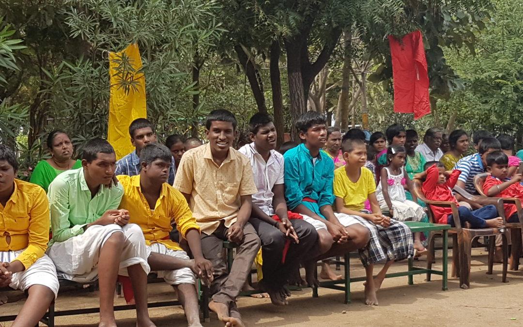 Colourful Children: school en internaat