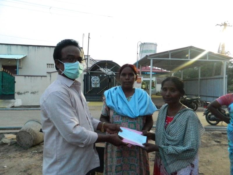 Start microkredieten in 2 dorpjes